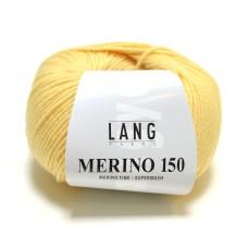Lang Yarns Merino 150 Lemon (197.0013)