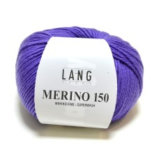 Lang Yarns Merino 150 Purple (197.0146)