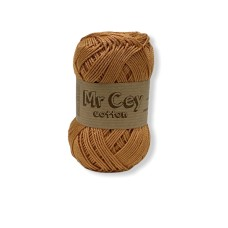 Mr. Cey Cotton Caramel