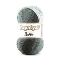 Papatya Batik Anthracite