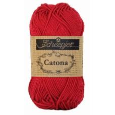 Scheepjes Catona Scarlet 25g
