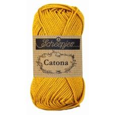 Scheepjes Catona Saffron 50g
