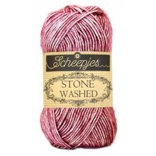 Scheepjes Stone Washed Corundum Ruby
