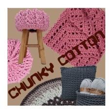 Chunky Cotton 5 Projecten (Haakpatroon)